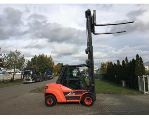 Linde H80D-02/900 Gabelstapler 8000kg - Bild 2