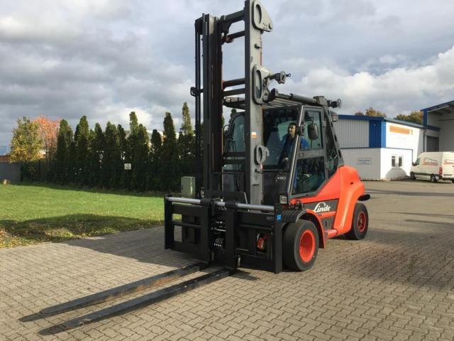 Linde H80D-02/900 Gabelstapler 8000kg - 3