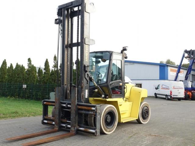 Hyster H10XMS-6 Gabelstapler 10000kg - 2