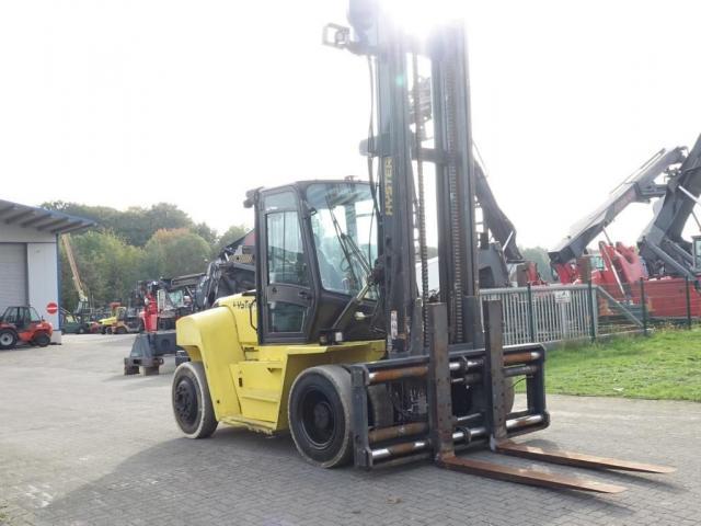 Hyster H10XMS-6 Gabelstapler 10000kg - 4