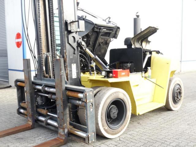 Hyster H10XMS-6 Gabelstapler 10000kg - 8