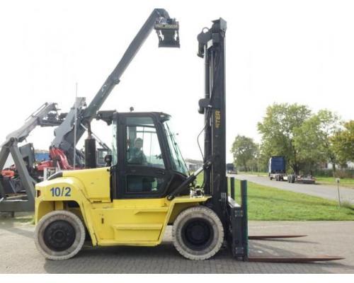 Hyster H10XMS-6 Gabelstapler 10000kg - Bild 3