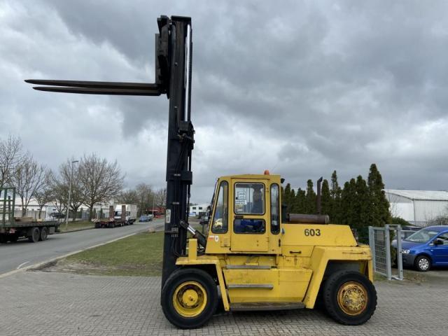 Kalmar DC12-600 Gabelstapler 12000kg - 3