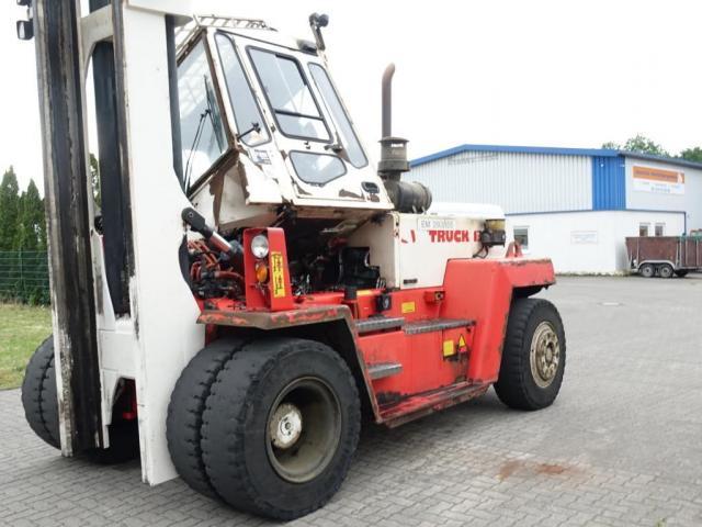 Svetruck 13.6-120-32 Gabelstapler 13600kg - 4
