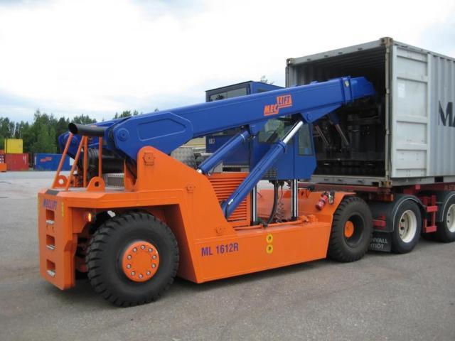 Meclift ML1812R Gabelstapler 18000kg - 4