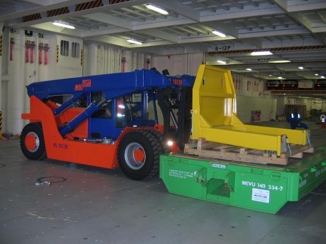 Meclift ML1812R Gabelstapler 18000kg - 9