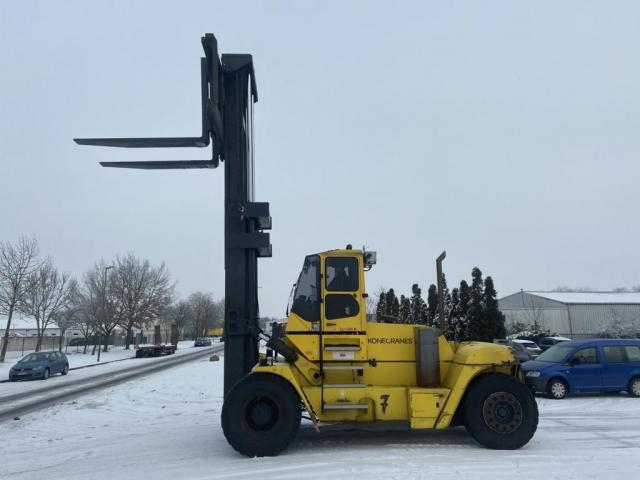 SMV 22-1200B Gabelstapler 22000kg - 3