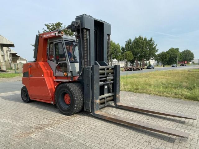 Mora M250CS Gabelstapler 25000kg - 4