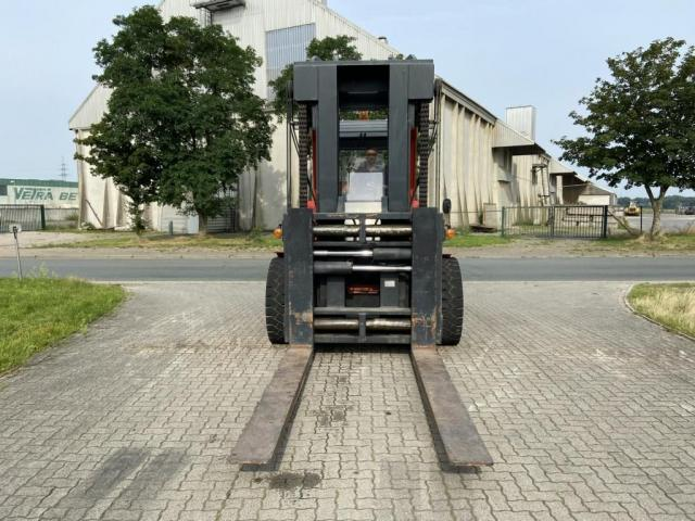 Mora M250CS Gabelstapler 25000kg - 5