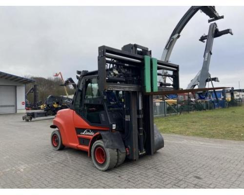 Linde H80T-02-1100 Gabelstapler 8000kg - Bild 3