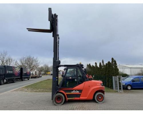 Linde H80T-02-1100 Gabelstapler 8000kg - Bild 5