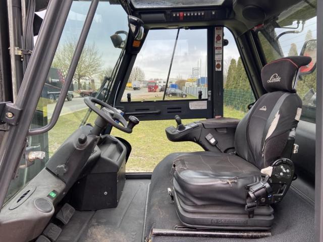 Linde H80T-02-1100 Gabelstapler 8000kg - 10