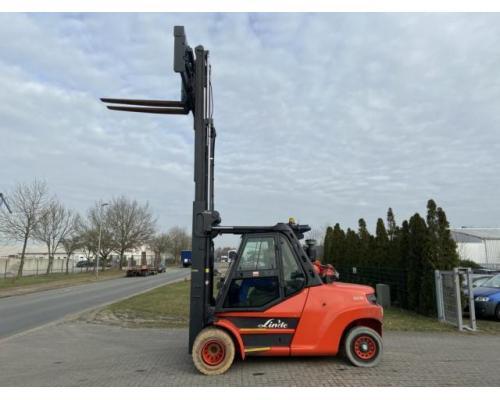 Linde H80T-02-1100 Gabelstapler 8000kg - Bild 2