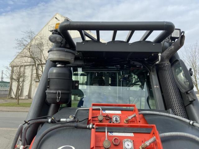 Linde H80T-02-1100 Gabelstapler 8000kg - 8
