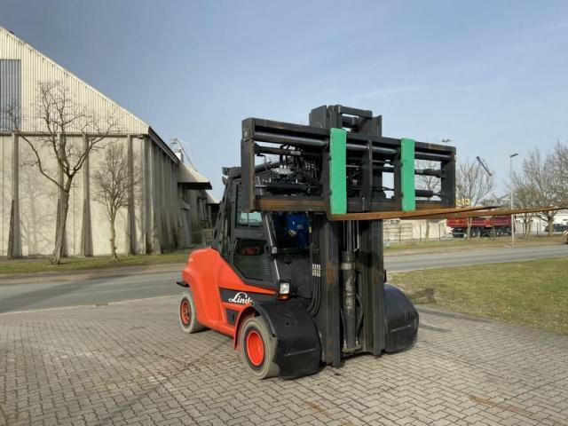Linde H80T-02-1100 Gabelstapler 8000kg - 2