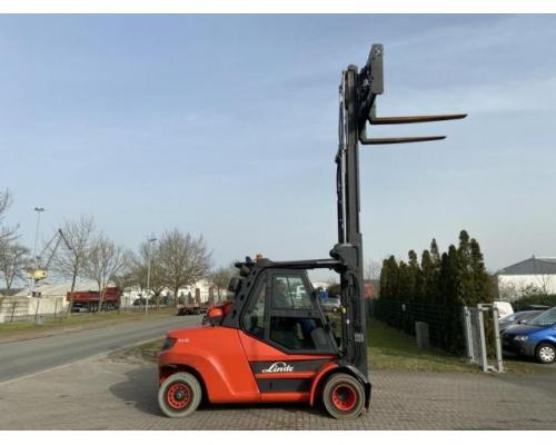 Linde H80T-02-1100 Gabelstapler 8000kg - Bild 6