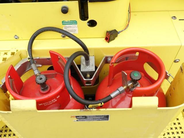 Hyster H12.00XM-6 Gabelstapler 12000kg - 9