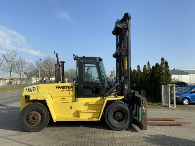 Hyster H16.00XM-6 Gabelstapler 16000kg - 1