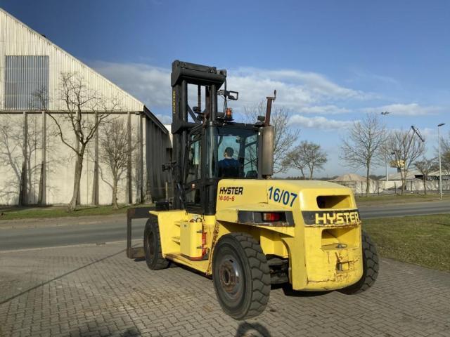 Hyster H16.00XM-6 Gabelstapler 16000kg - 4
