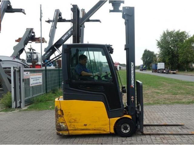 Jungheinrich EFG216GE-120-500ZT Gabelstapler 1600kg - 1