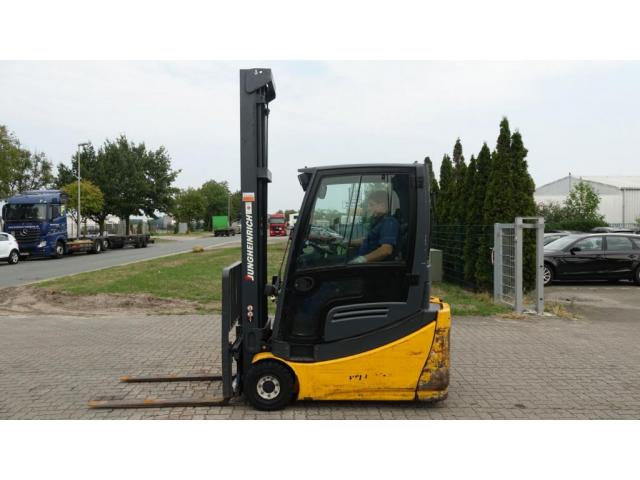 Jungheinrich EFG216GE-120-500ZT Gabelstapler 1600kg - 2