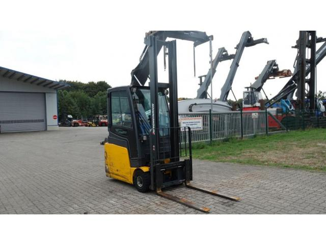 Jungheinrich EFG216GE-120-500ZT Gabelstapler 1600kg - 4