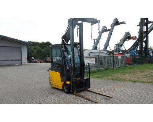 Jungheinrich EFG216GE-120-500ZT Gabelstapler 1600kg - Bild 4