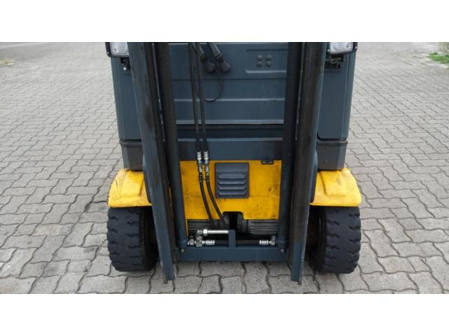 Jungheinrich EFG216GE-120-500ZT Gabelstapler 1600kg - 5