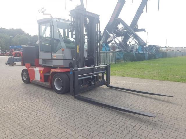 Kalmar ECF90-6L Gabelstapler 9000kg - 4