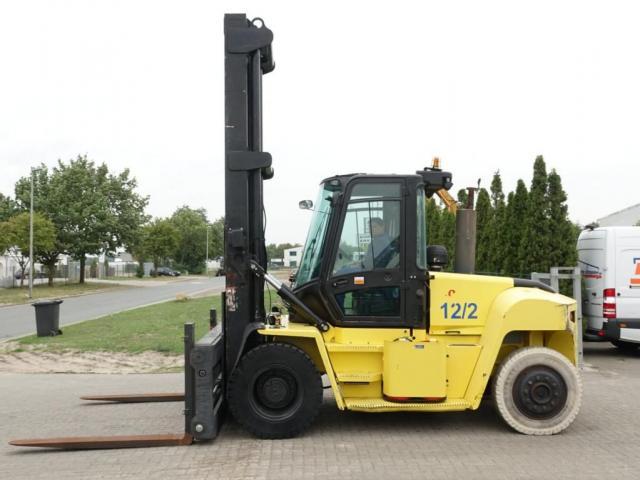 Hyster H12.00XM-6 Gabelstapler 12000kg - 1