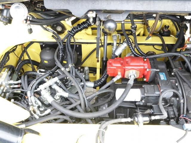 Hyster H12.00XM-6 Gabelstapler 12000kg - 10