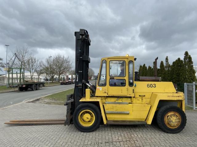 Kalmar DC12-600 Gabelstapler 12000kg - 1