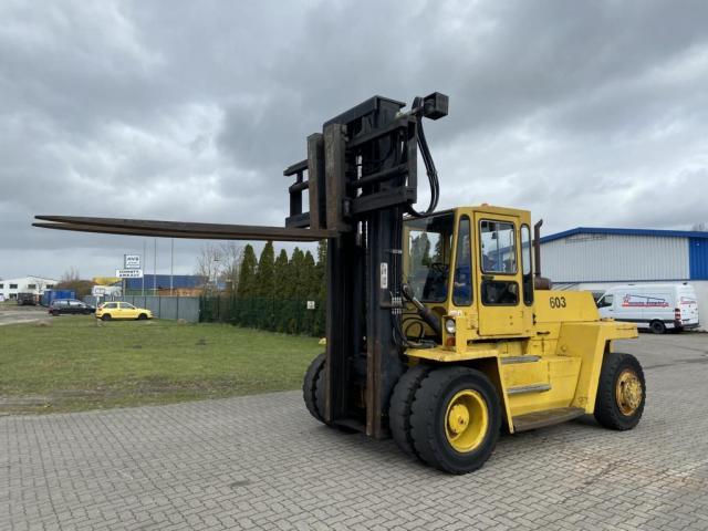 Kalmar DC12-600 Gabelstapler 12000kg - 2