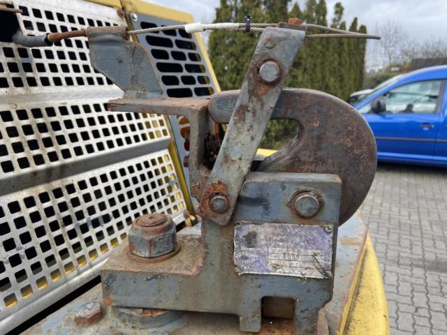 Kalmar DC12-600 Gabelstapler 12000kg - 6