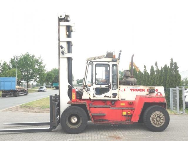 Svetruck 13.6-120-32 Gabelstapler 13600kg - 2