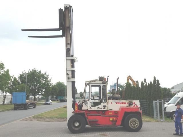 Svetruck 13.6-120-32 Gabelstapler 13600kg - 5