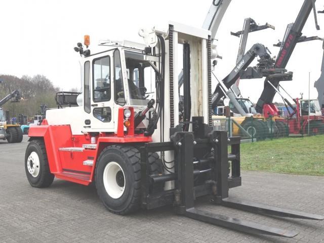 Svetruck 13.6-120-32 Gabelstapler 13600kg - 3