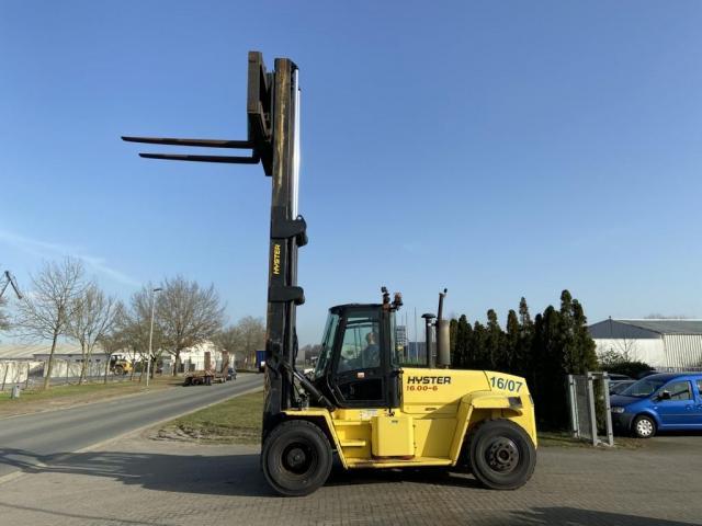 Hyster H16.00XM-6 Gabelstapler 16000kg - 7