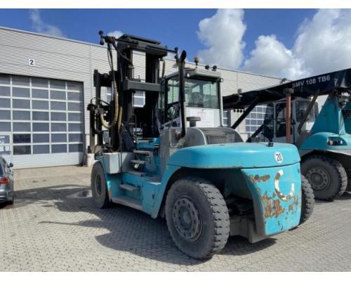 SMV 20-1200C Gabelstapler 20000kg - Bild 4