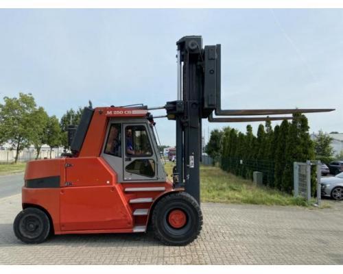 Mora M250CS Gabelstapler 25000kg - Bild 1