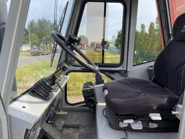 Mora M250CS Gabelstapler 25000kg - 10