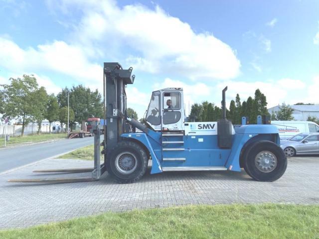 SMV SL32-1200A Gabelstapler 32000kg - 1