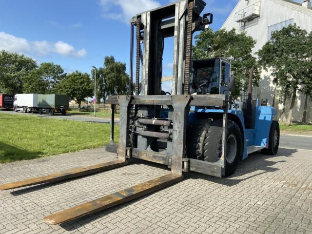 SMV SL32-1200A Gabelstapler 32000kg - 4