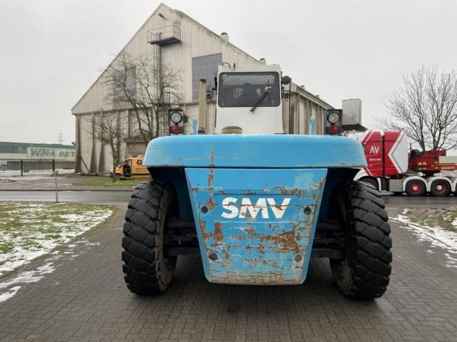 SMV SL32-1200A Gabelstapler 32000kg - 7