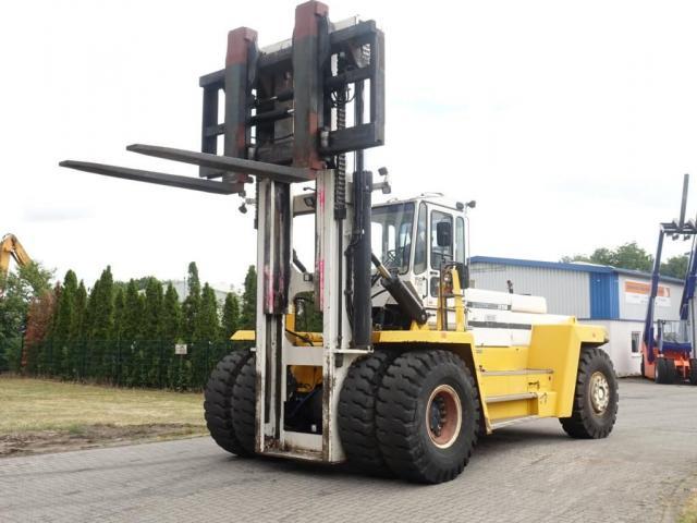 Svetruck 37120-54 Gabelstapler 37000kg - 3