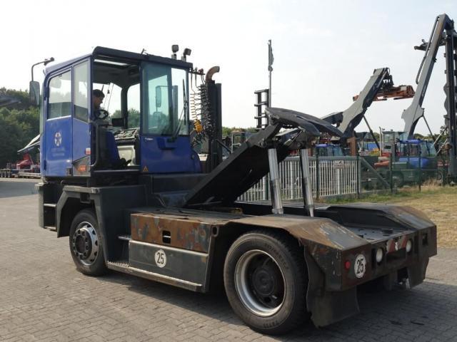 Kalmar TR618i 4x4 RoRo Gabelstapler 25000kg - 3