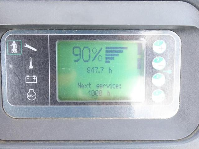 Linde L12AP Lagertechnik 1200kg - 7