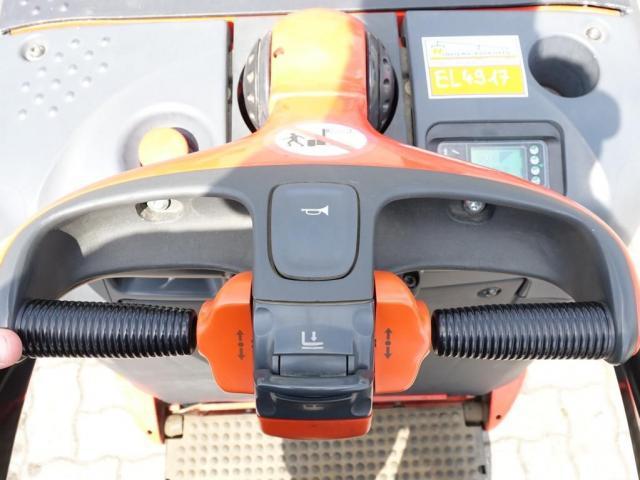Linde L12AP Lagertechnik 1200kg - 8