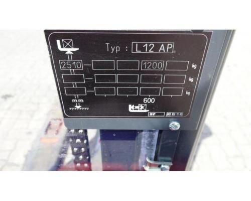 Linde L12AP Lagertechnik 1200kg - Bild 10