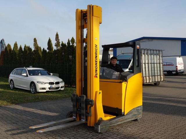 Jungheinrich ETV214 Lagertechnik 1400kg - 2